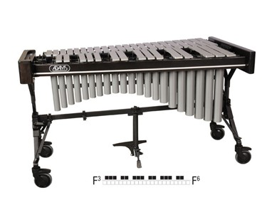 Adams Concert VCWV30  vibraphone,  3 oct.  Voyager frame with motor