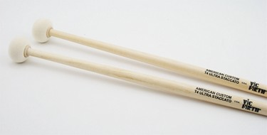Vic Firth T4 Ultra Staccato Timp mallets (pr)
