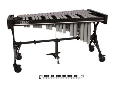 Adams Soloist VSWV31 3.1 Oct  Vibraphone Voyager Frame with Motor