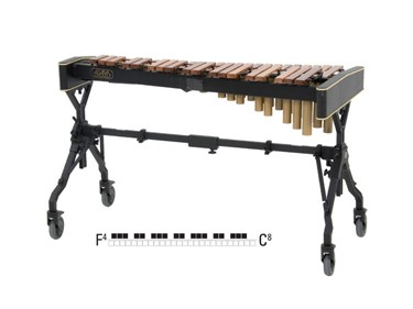 Adams Soloist XS2HV35, 3.5 oct. rosewood xylophone