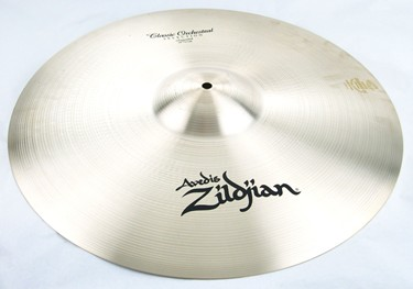 Zildjian Classic Orchestral Suspended cymbals 16-20'