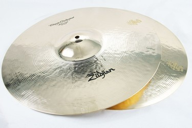 "Zildjian Classic Orchestral Medium Light crash cymbals 16""-20"""