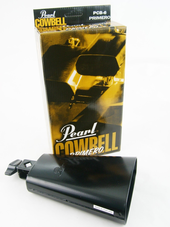 Black Pearl PCB6 Primero Cowbell