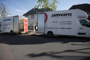 North London Removals JamVans