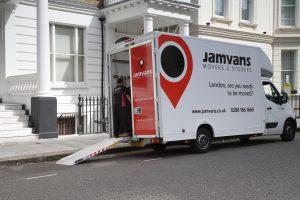 Knightsbridge Removals JamVans London