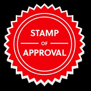 JamVans Removals - Stamp of Approval
