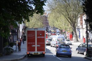 Hampstead Removals by JamVans