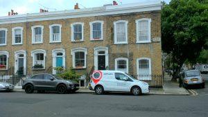 London removal company