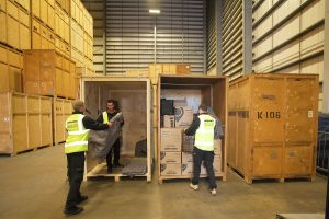 property storage in London and Hertfordshire