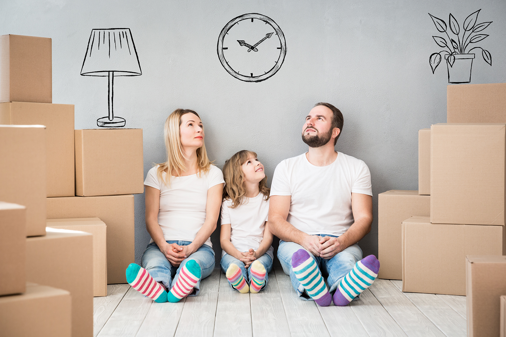 best-way-to-move-house-with-children-London