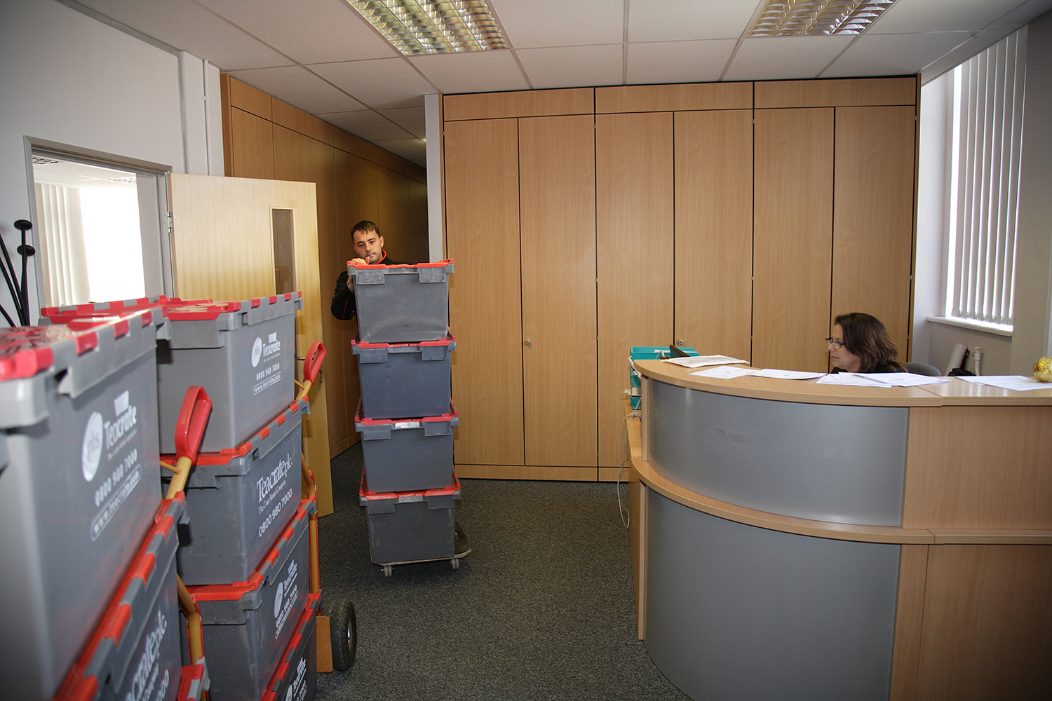 London office business removal service