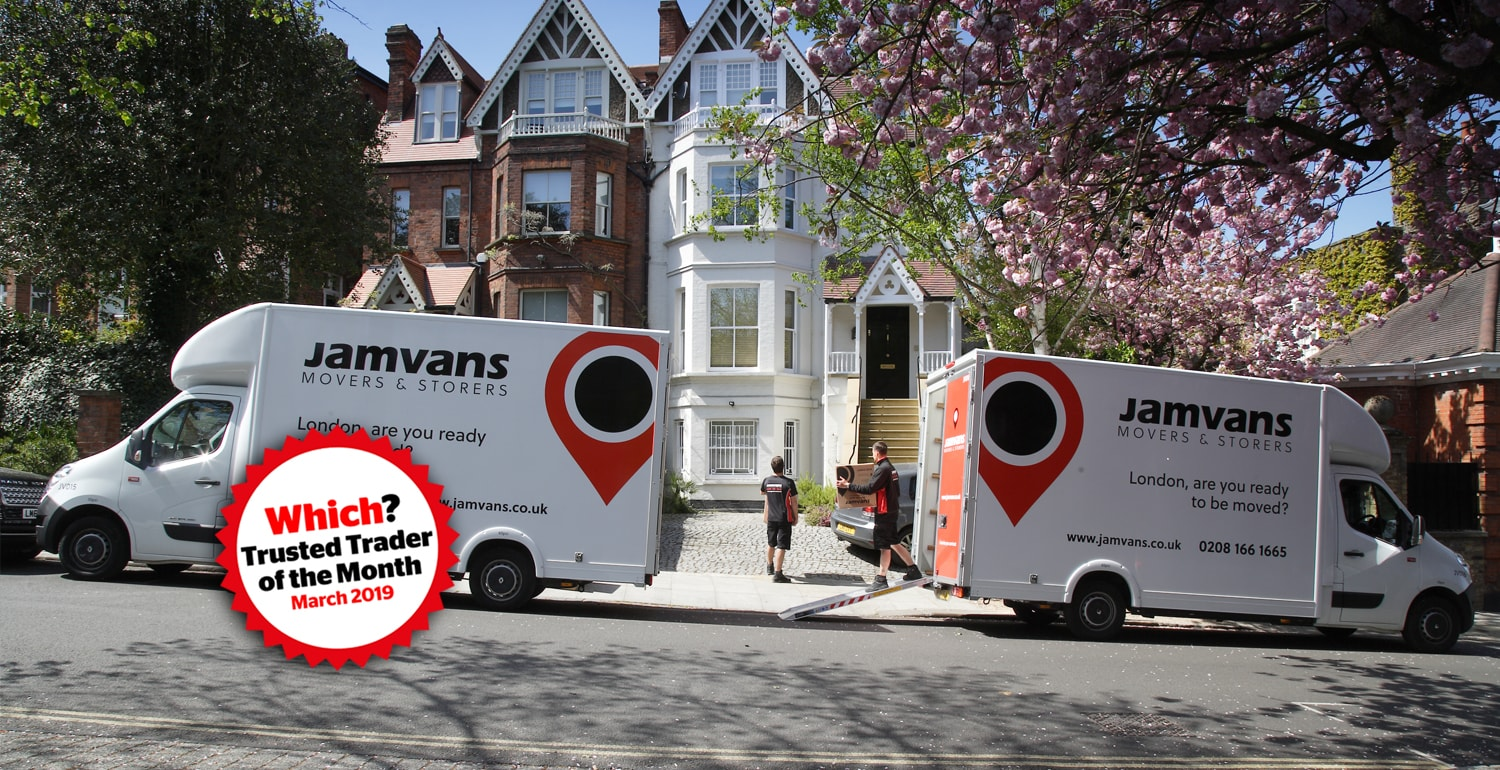 078d9d37f9 Man And Van Service London 🚚 JamVans - Which  Trusted Trader