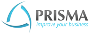 Logo prisma col