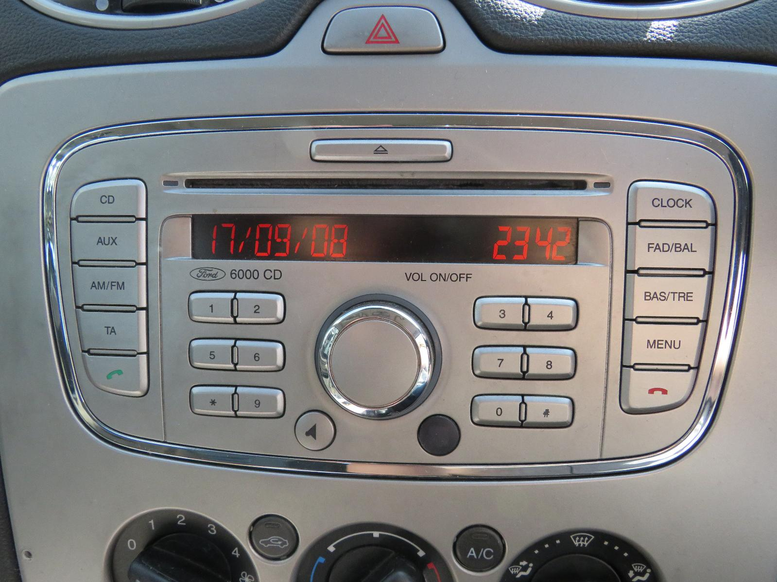 Details about FORD FOCUS 2009 MK2 EST JDS REF-128 / RADIO DISPLAY WITH CODE  FREE P&P