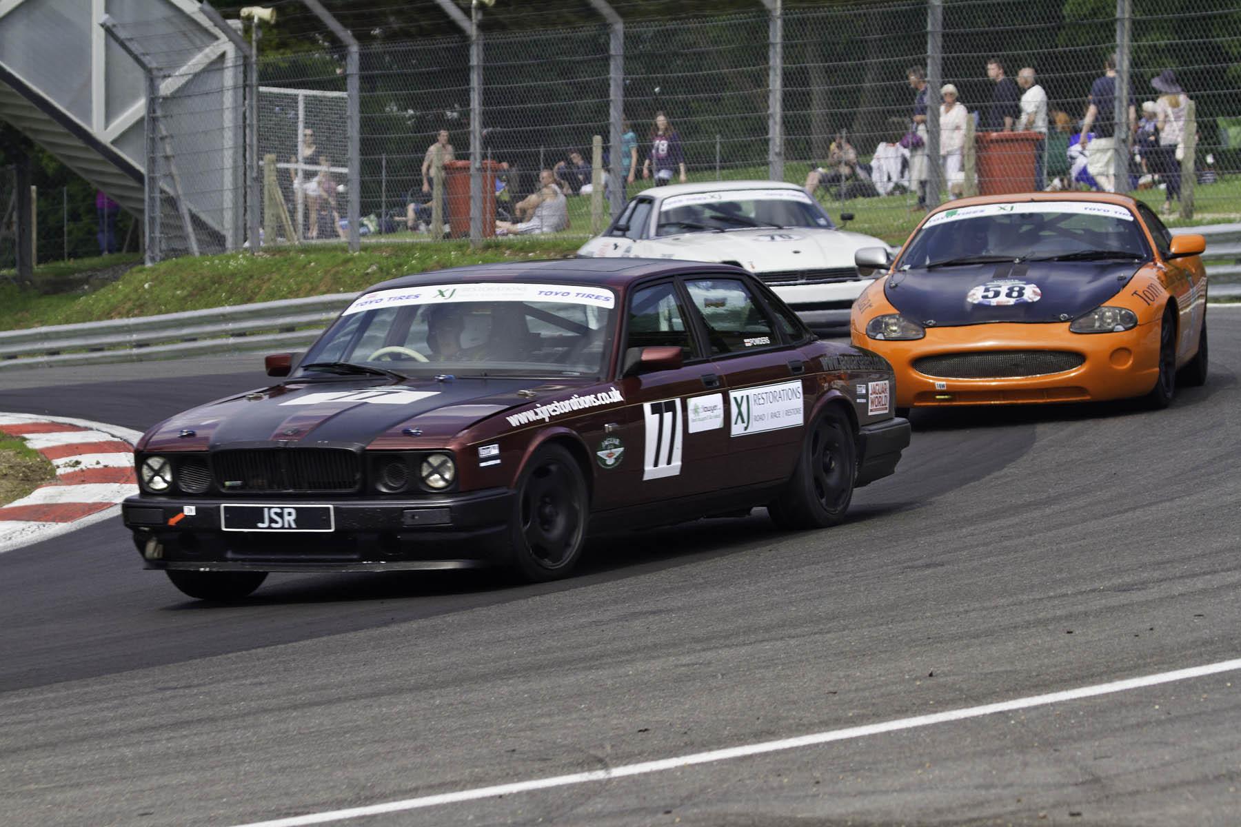 2020 JEC Racing Donington - The Toyo… | Jaguar Enthusiasts' Club