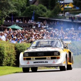 Group B Rally Cars Were A Hit In 2016  Credit Rob Macdonald