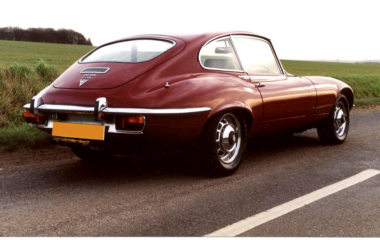 E Type Series 3 Fhc