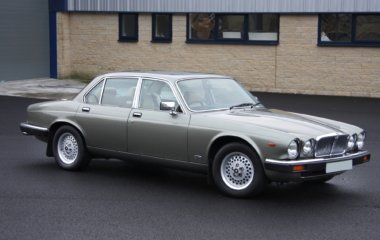 Jaguar Xj6 Series 3 Sovereign