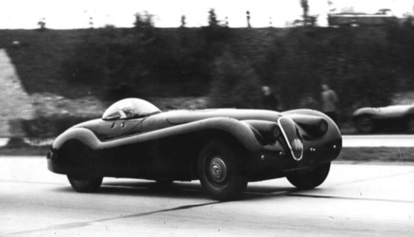 Jabbeke 6 1953 Norman Dewis Driving Xk120 Drivr Be