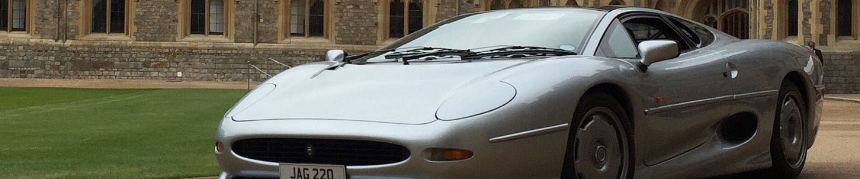 Jaguar Xj220 Wide