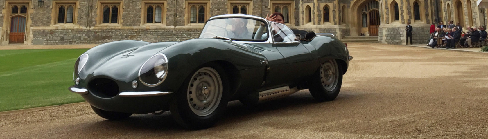 Jaguar Xkss Windsor