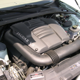 2001 Jaguar S Type Aj V8 Engine