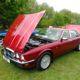 Jaguar Xj40 Xj12 Windsor