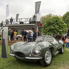 Windsor Chrisgage Jaguar Xkss