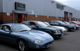 North Staffs Region Visit To Awj Automotive Open Day