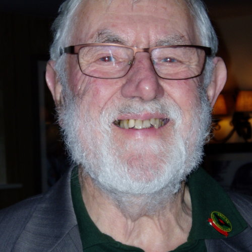 Committee Member Martin Ruddle