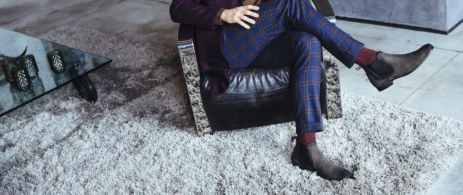 Shooting boots pour homme Brett and Sons