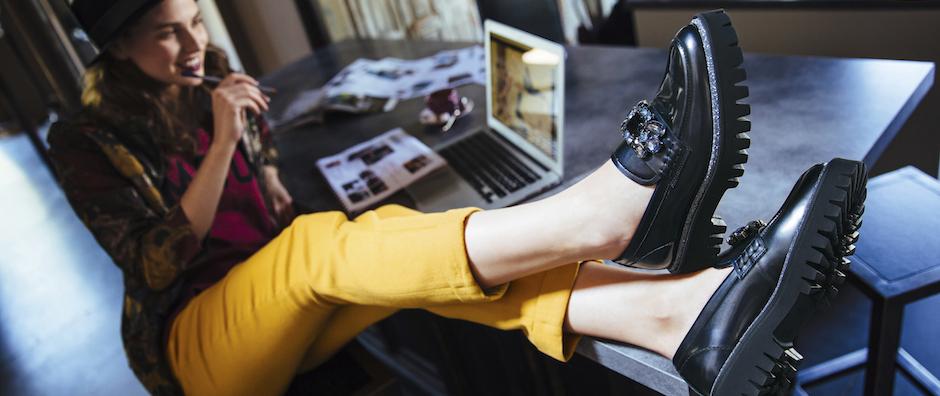 Chaussures femme noires