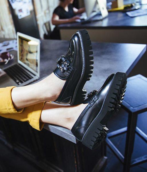B.L.A.C.K : 10 paires de chaussures