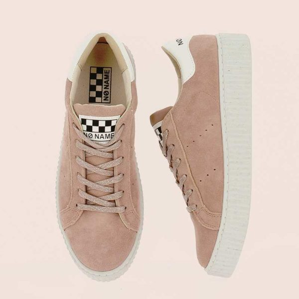 Baskets roses Picadilly creepers de No Name