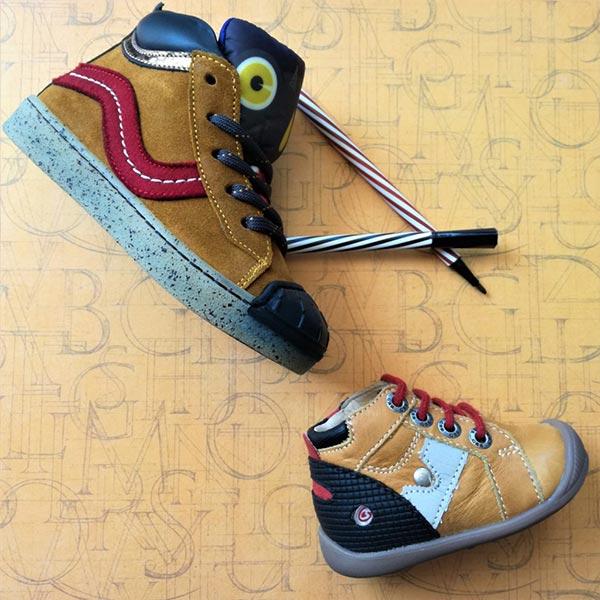 rentrée scolaire 2018 chaussures enfant garçon