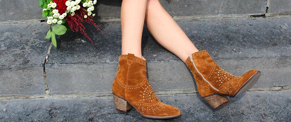Irrésistibles by Laurie : session shopping avec mes boots estivales