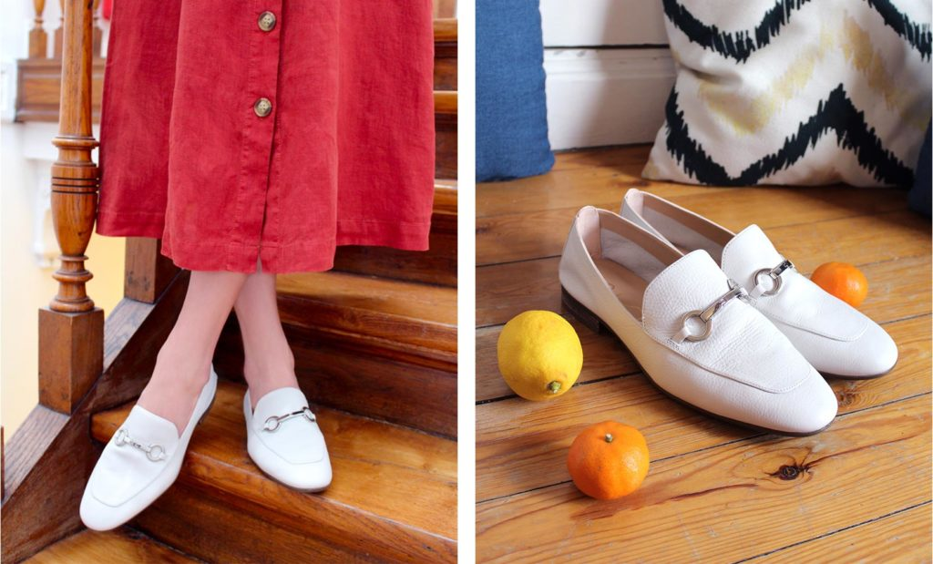 Irrésistibles by Laurie : Mocassins, ballerines & derbies