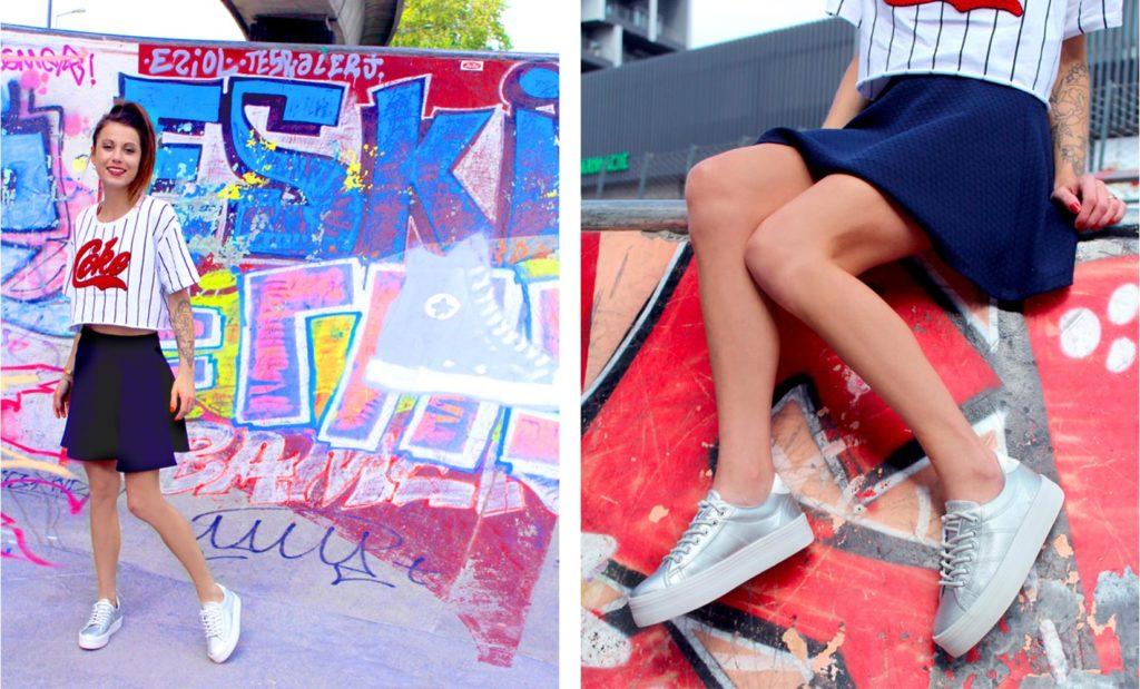 Les Irrésistibles : JOUR Skatepark basketmania & sneakersaddict