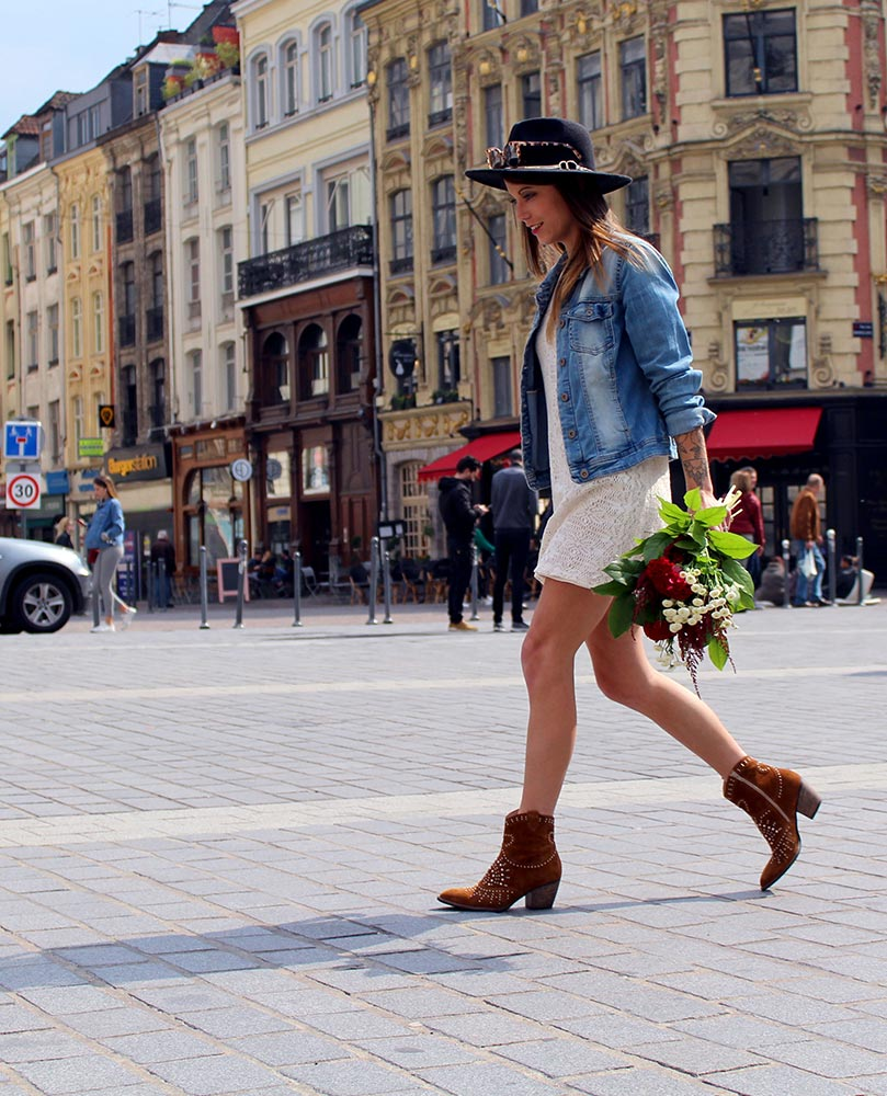 Irrésistibles by Laurie : Boots Estivales, session shopping