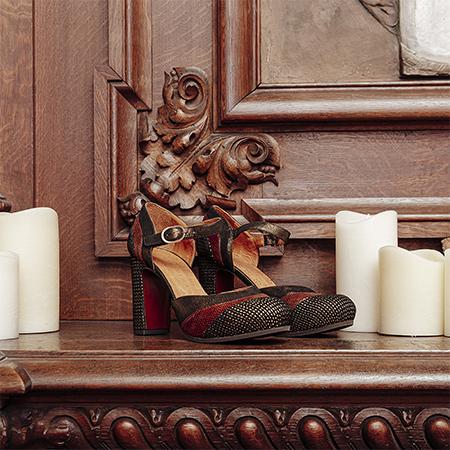 Chaussures spéciales Noël