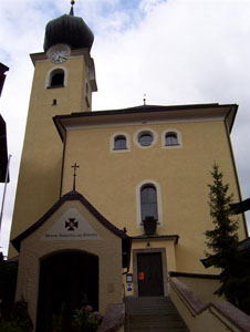 Church of Saalbach