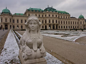 Palace and Gardens of the Belvedere