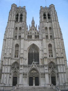 Bruxelles Cathedral