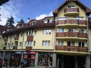 Royal Plaza Hotel, Borovets