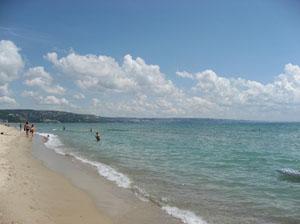 Kranevo,beach