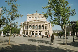 Germania - Alte Opera House, Frankfurt