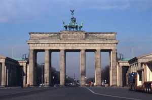 Germania - Brandenburg Gate - Berlin