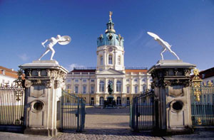 Germania - Charlottenburg Palace - Berlin
