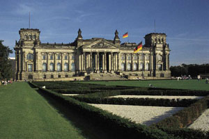 Germania - Reichstag Palace -Berlin