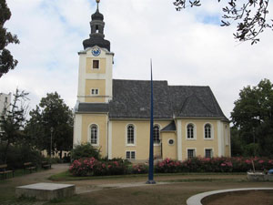 Stötteritz, church